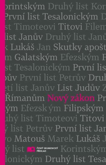 Nový zákon Český ekumenický překlad, XS purpurová