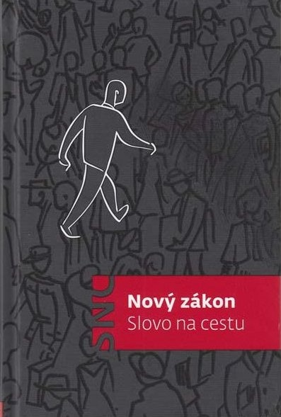 Nový zákon - Slovo na cestu (pevná vazba)