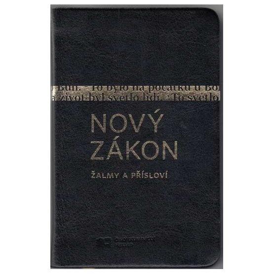 Nový zákon, Žalmy, Přísloví (Český ekumenický překlad - S, luxus)