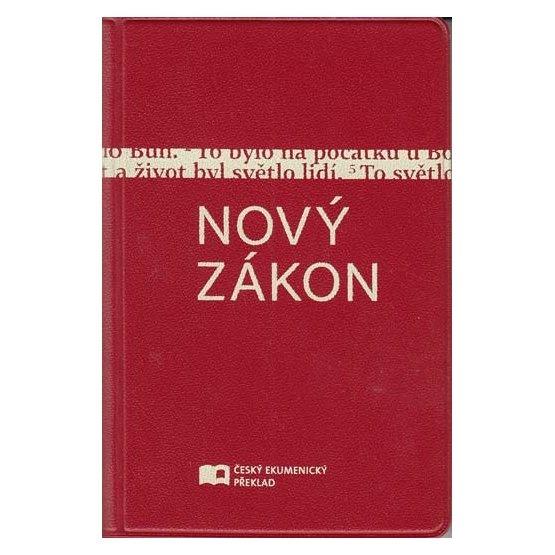 Nový zákon (Český ekumenický překlad - XS, vinyl)