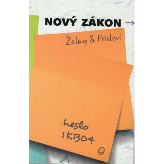 Nový zákon, Žalmy, Přísloví (Český ekumenický překlad - S, p...