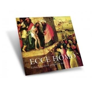 Ecce Homo - (balík 100ks) Výběr biblických pašijových textů