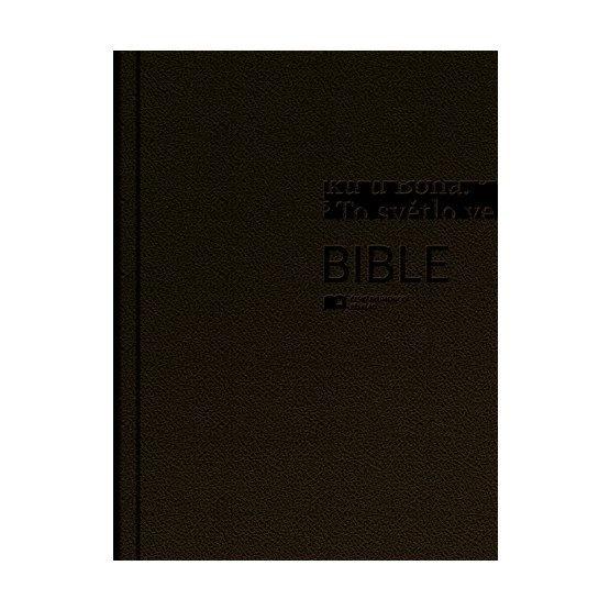 Bible: Český ekumenický překlad s DTK