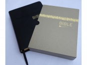 Bible: Český ekumenický překlad bez DTK, střední formát, luxus