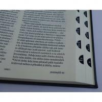 Jubilejní Bible s DTK