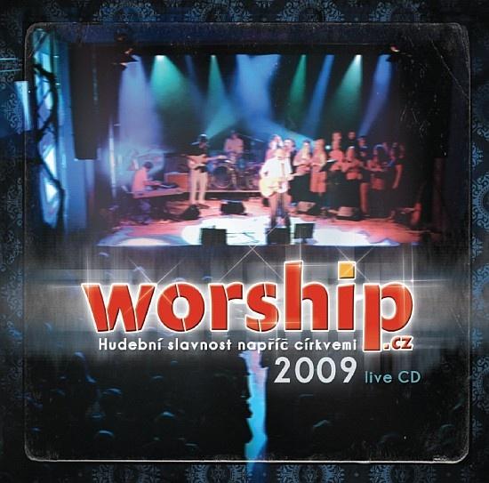 Worship.cz 2009 live CD
