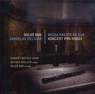 Missa Brevis Es Dur (hoboj - Müller Z., klavír - Bok M.)
