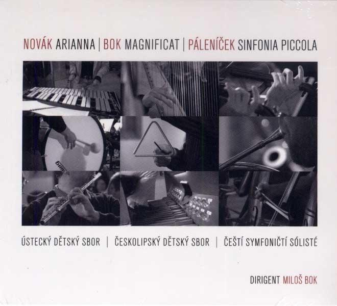 Arianna, Magnificat, Sinfonia Piccola