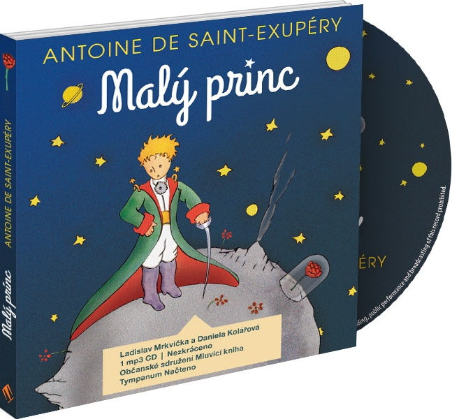 Malý princ (MP3 - audiokniha)