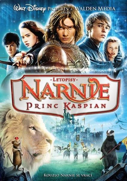 Letopisy Narnie - Princ Kaspian