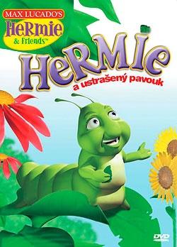 Hermie a ustrašený pavouk (papír)