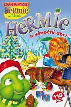 Hermie a vánoční dort (papír)