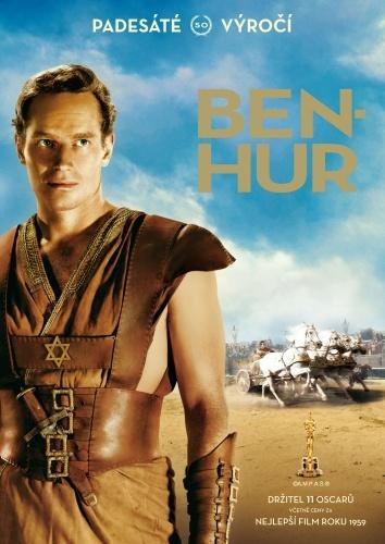Ben Hur - Výroční edice (2DVD)