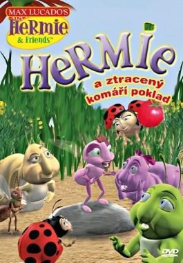Hermie a ztracený komáří poklad (papír)