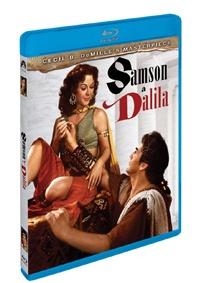 Samson a Dalila (Blu-ray)