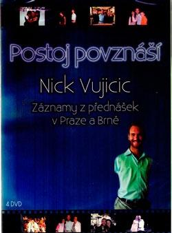 Postoj povznáší (4DVD) - Záznamy z přednášek v Praze a Brně
