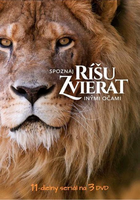 Spoznaj ríšu zvierat inými očami (3DVD)