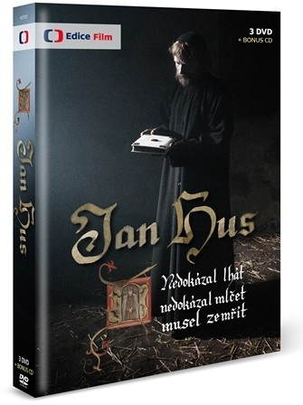 Jan Hus (3DVD+CD)