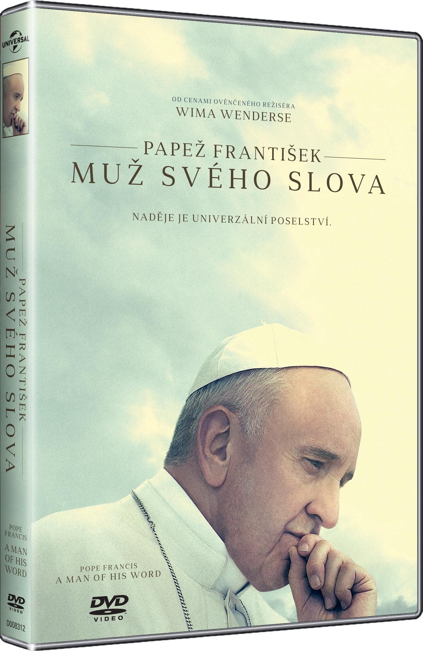 Papež František: Muž svého slova
