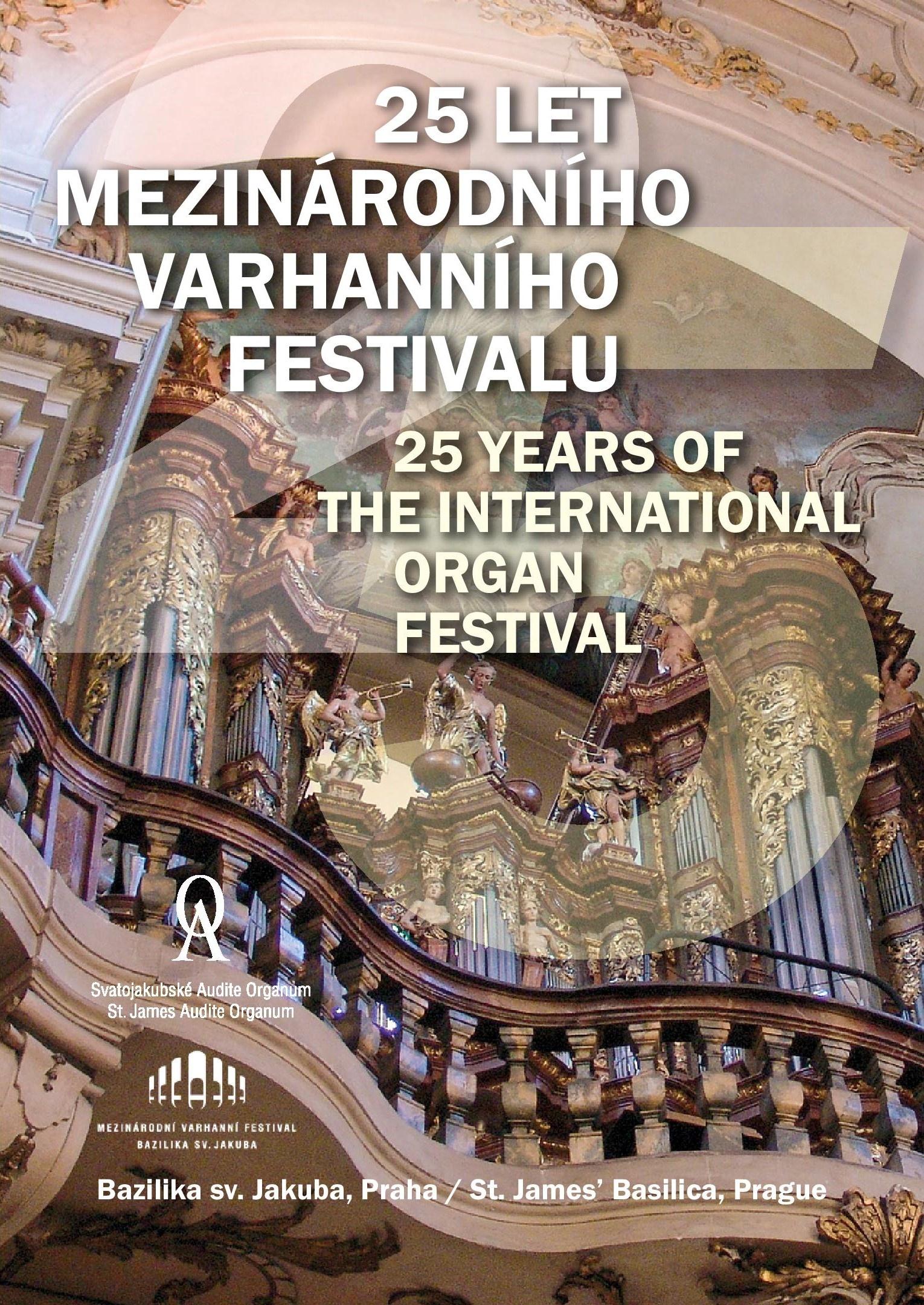 25 let Mezinárodního varhanního festivalu