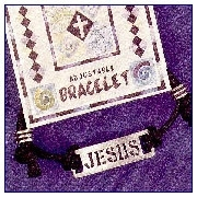 Jesus - Adjustable Bracelet