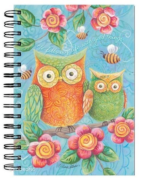 He fills my life - Owl