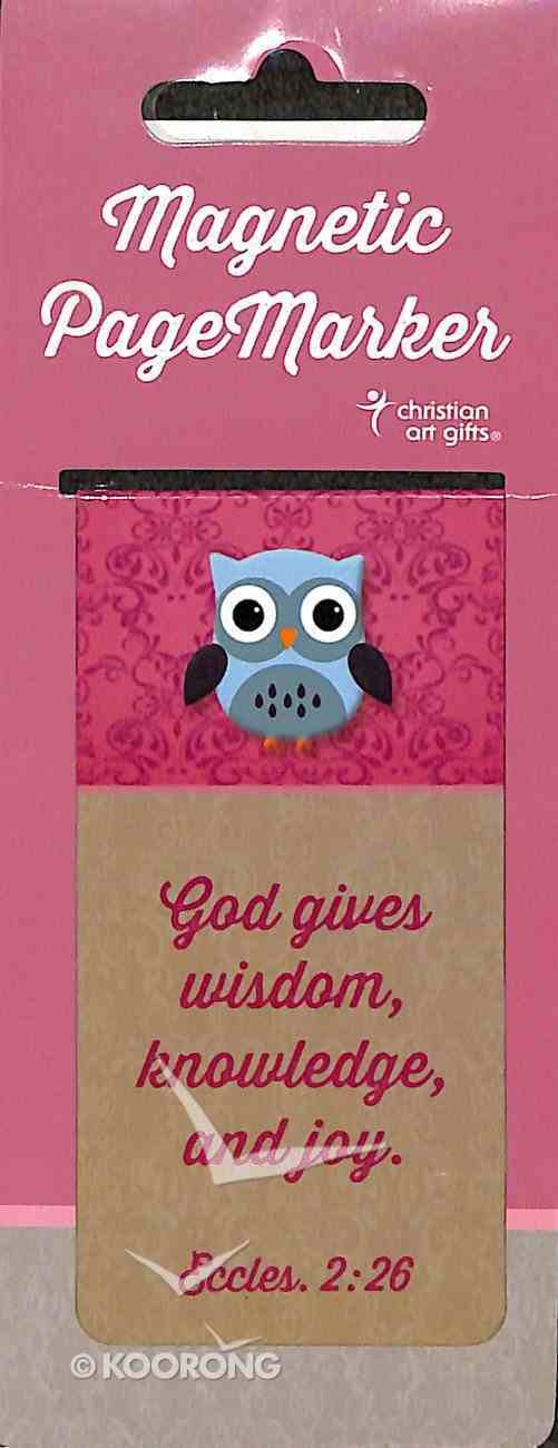 God Gives Wisdom, Knowledge, and Joy Eccles. 2:26