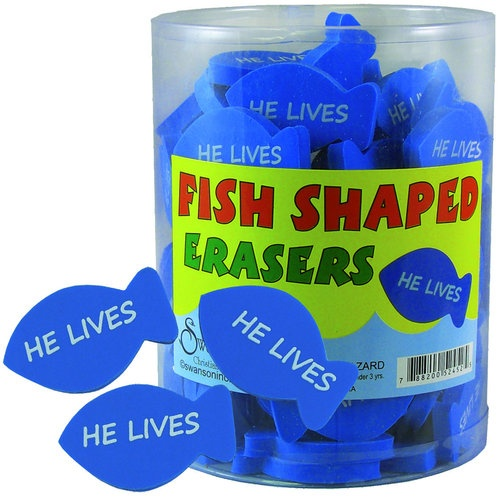 Fish - He lives