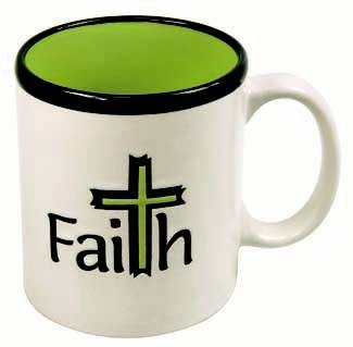 Mug 400 ml, Faith