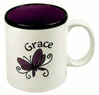 Mug 400 ml, Grace