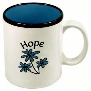 Mug 400 ml, Hope