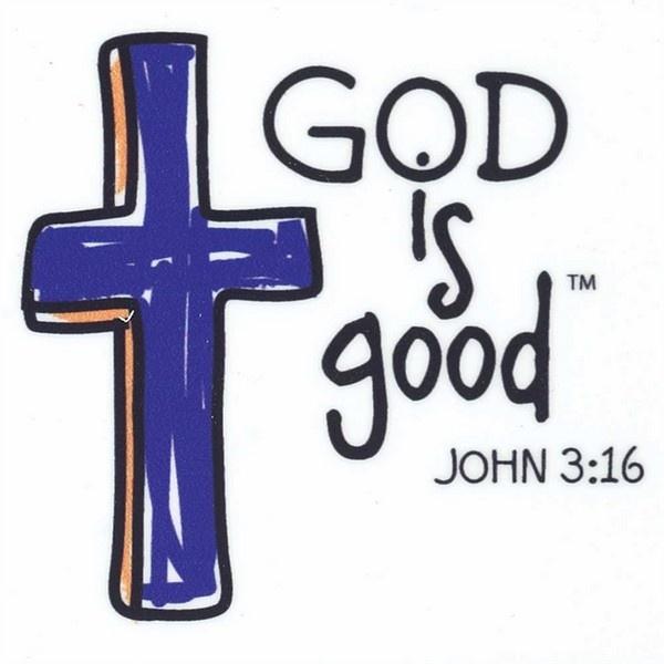 God is Good - Cross