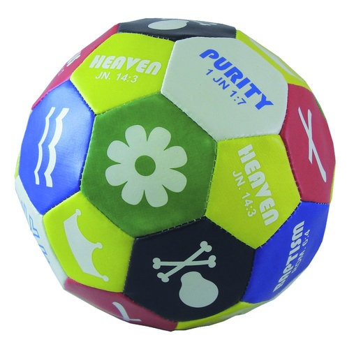 Inflatable ball - Plan of salvation