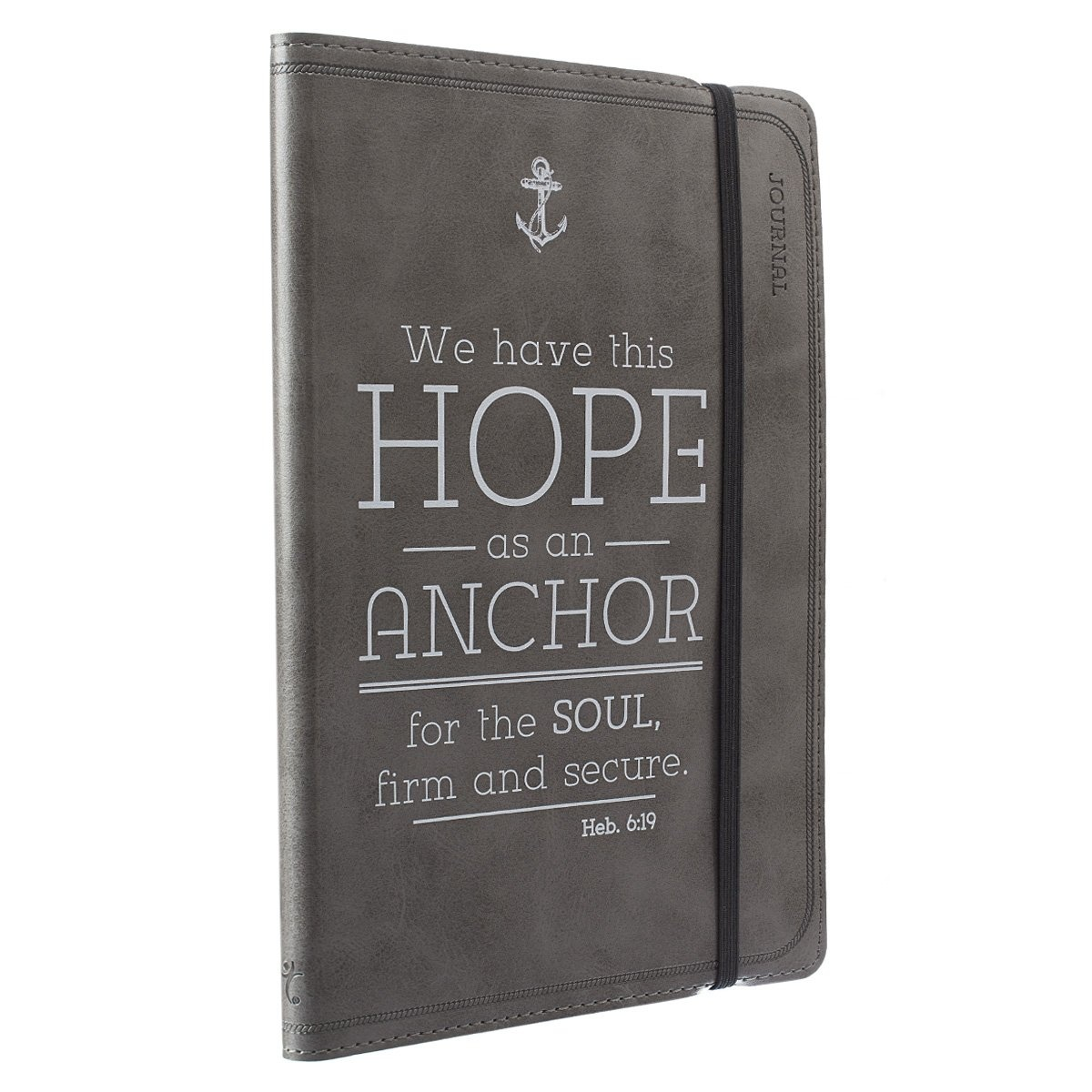 Hope as an Anchor - Dark Grey