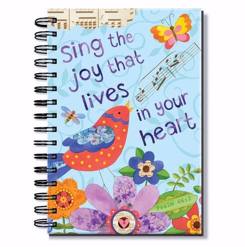 Sing the joy that lives in your heart