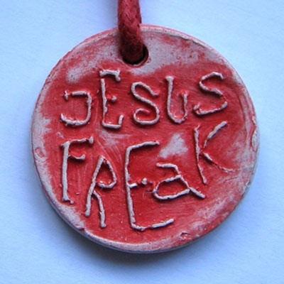 Jesus Freak (sada 5 kusů)