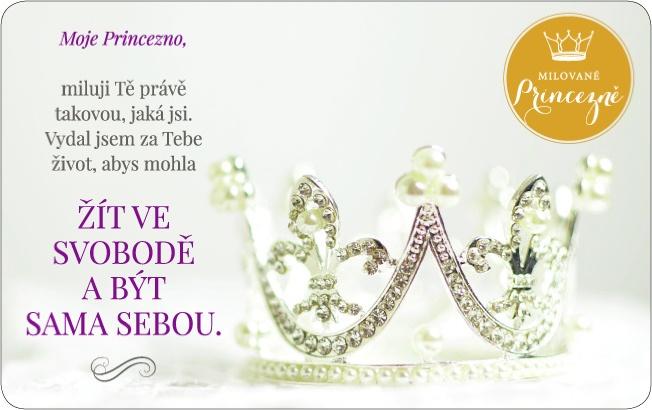 Žít ve svobodě (Milované Princezně)