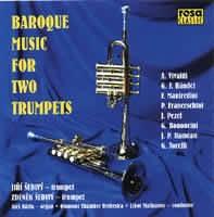 Barokní skladby pro dvě trubky