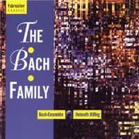 BACH-Familie: Geistliche Musik (3CD)