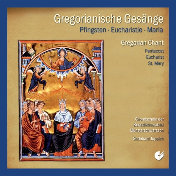 Pfingsten-Eucharistie-Maria