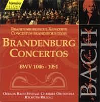 Brandenburg Concertos (2CD)