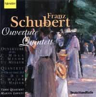 Ouverture c-Moll (D 8 A), Quintett C Dur (D 956 Op. post. 163)