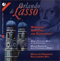 Münchner Dommusik der Renaissance