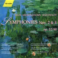 Symphonies Nos. 2  4, Violinconcerto, A Midsummer Nights Dream....
