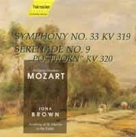 Symphony No. 33 (KV 319), Serenade No. 9