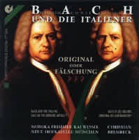 Original oder Falschung? (Bach a Italové - originál nebo padělek?)