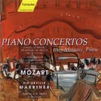 Piano Concertos d-Moll, č. 20 (KV 466), A-Dur, č. 23 (KV 488)