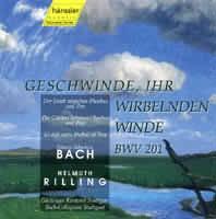 Secular Cantatas (Geschwinde, ihr wirbelnden Winde BWV 201)