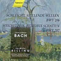 Secular Cantatas (Schleicht, spielende Wellen BWV 206, Weichet nur..BWV 202)