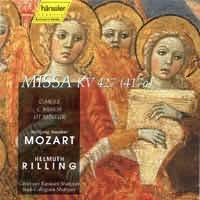 Missa C minor (KV 427 / 417a)